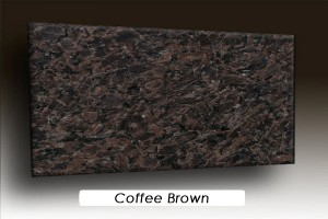 coffee-brown